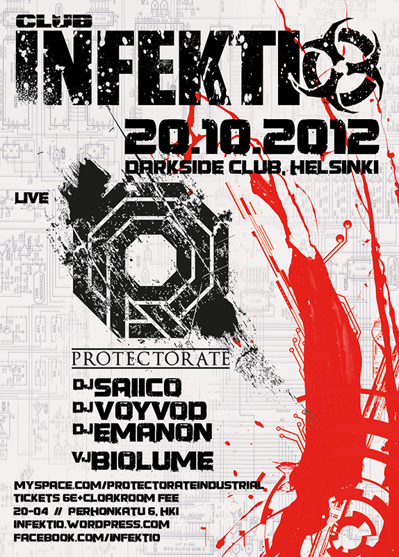 INFEKTIO 20.10.2012 Flyer