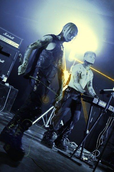 Alien Vampires Live
