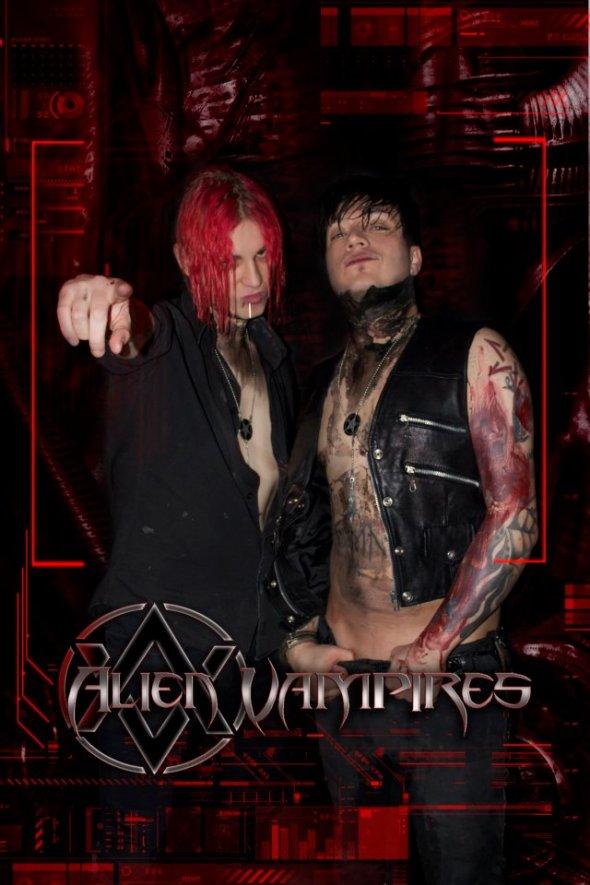 Alien Vampires Promo pic