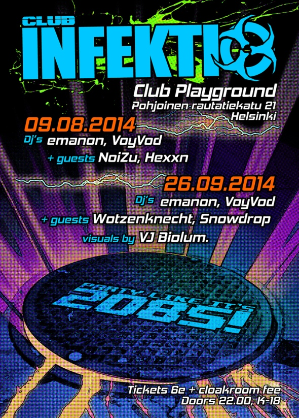 INFEKTIO @ Playground