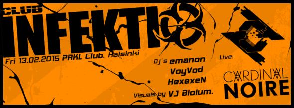 INFEKTIO 13.2.15 banner