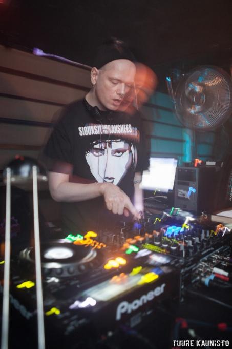 DJ Fuchsia